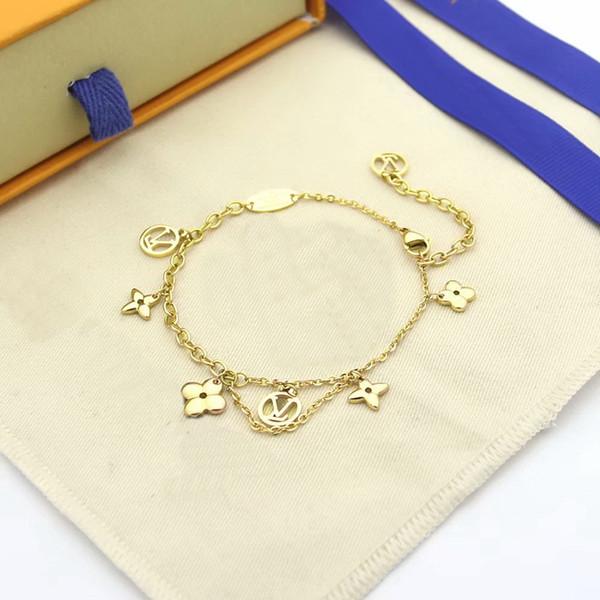 Or jaune / Bracelet