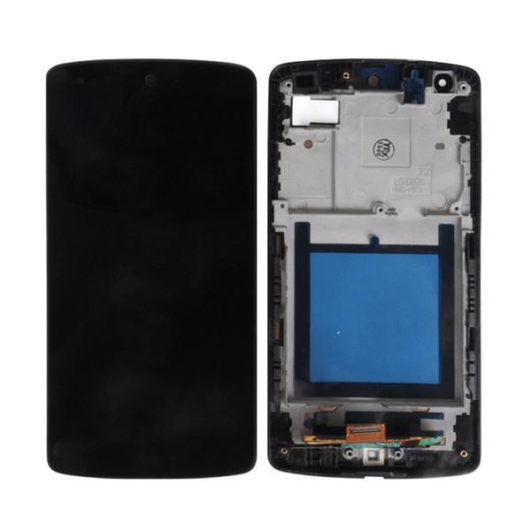 D820 Negro para LG con marco