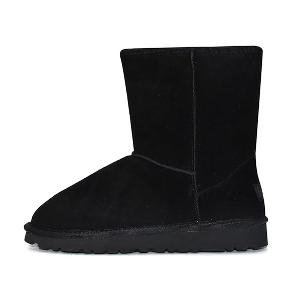 4 Classic Short Boot - Noir