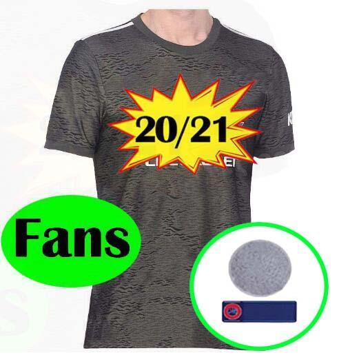 20 21 Auswärts Fans
