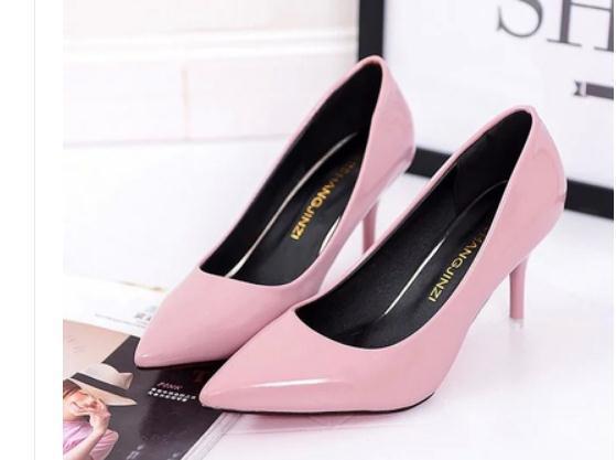 Розовый PU
