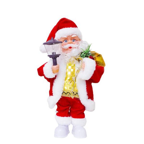 Лампа Санта-Клауса