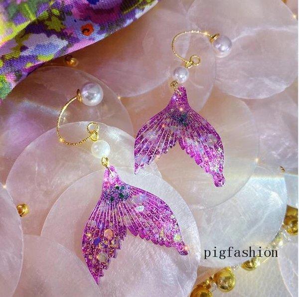 roxo Fishtail