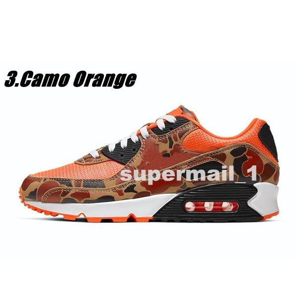3.Camo orange 36-45