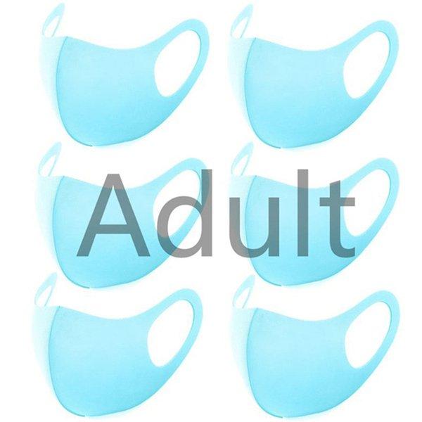 Azul-adulto