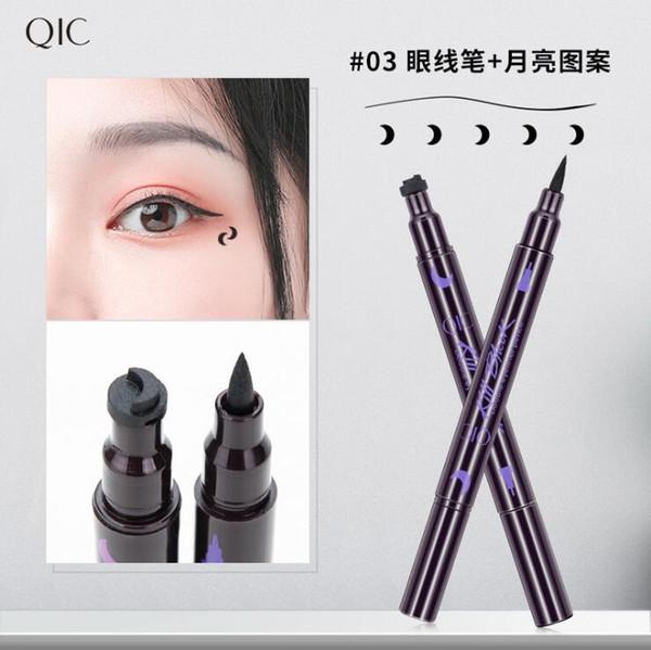göz kalemi + ay