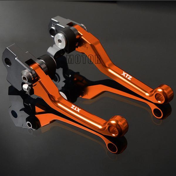 Оранжевый для XTZ250