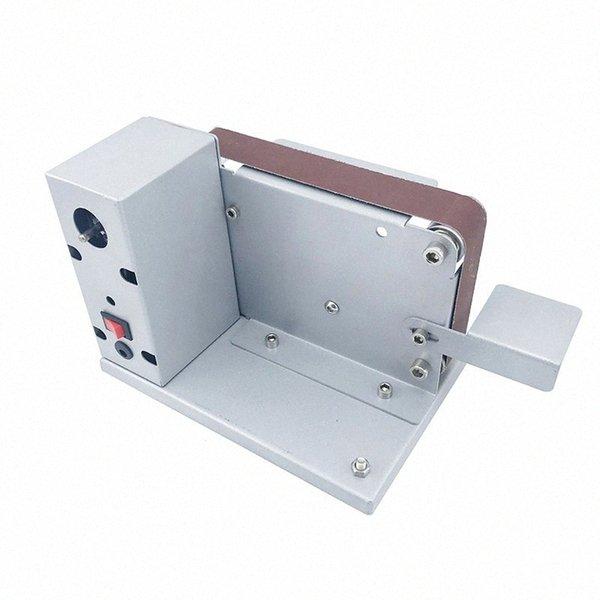 best selling Small Abrasive Belt Machine Sander Belt Grinder Desktop Polishing Grinding Machine Electric Woodworking Tools Sharpener Home DIY unhx#