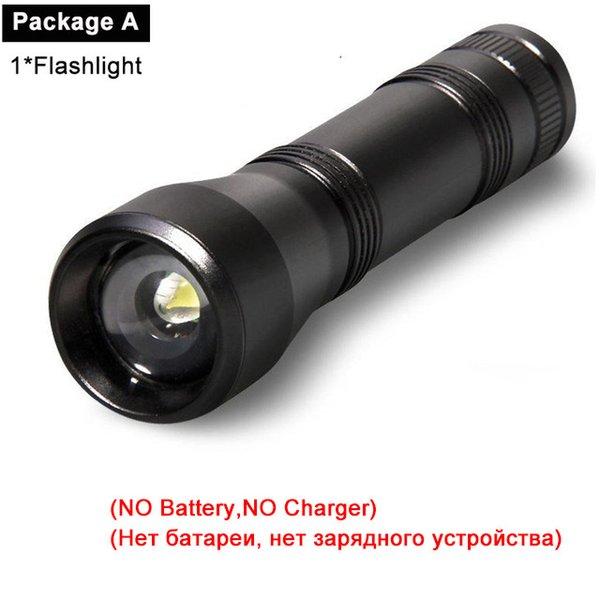 Package A UV Light