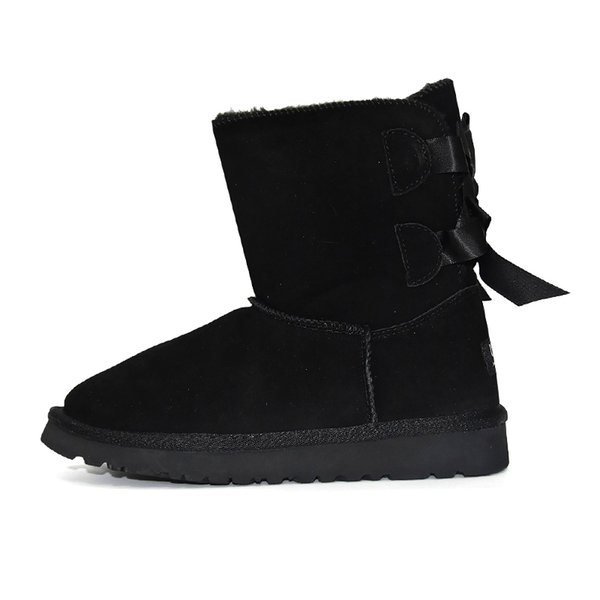 Ankle 2 Bow - Preto