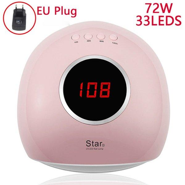 Pink EU 72W