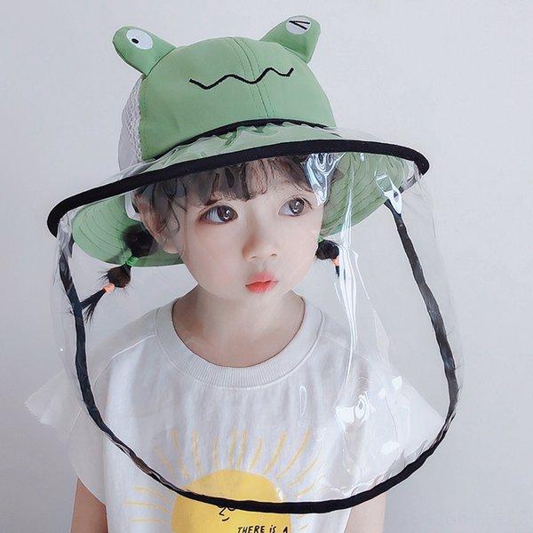 Grenouille verte Net + masque noir