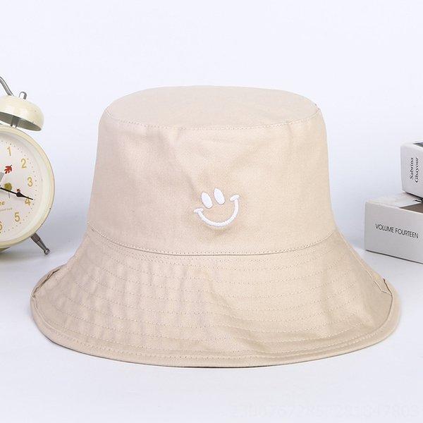 E-200 gülen yüz havzası şapka bej