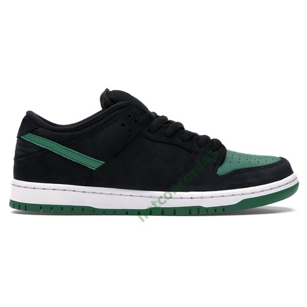 13 Black Pine Green