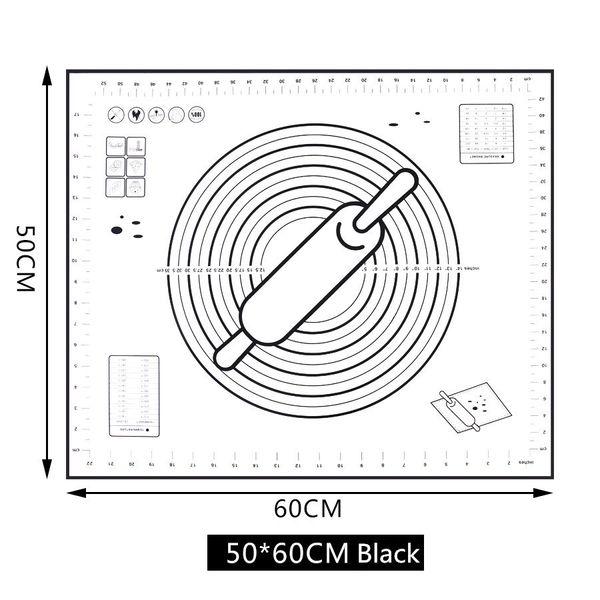 60x50cm siyah