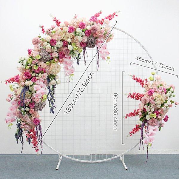 2 pcs flowers