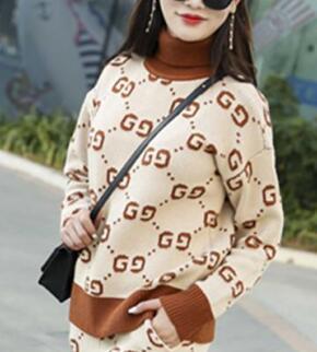 Khaki sweater