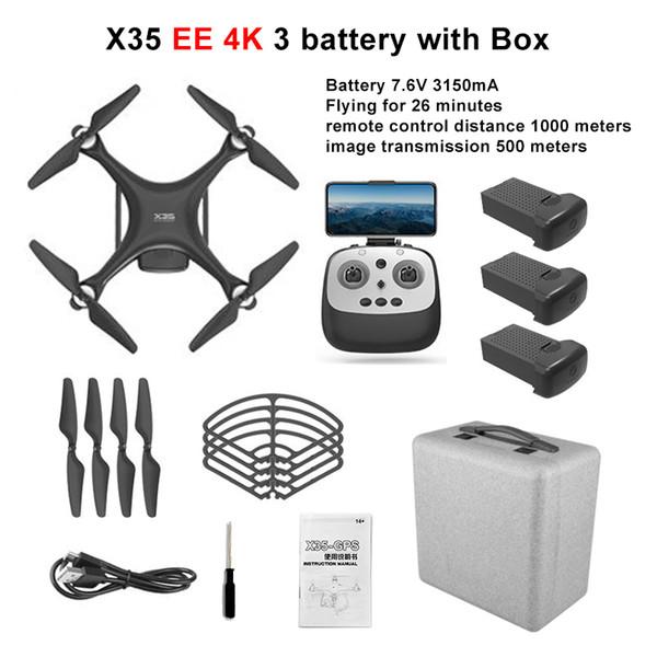 X35 EE 4K حالة 3B