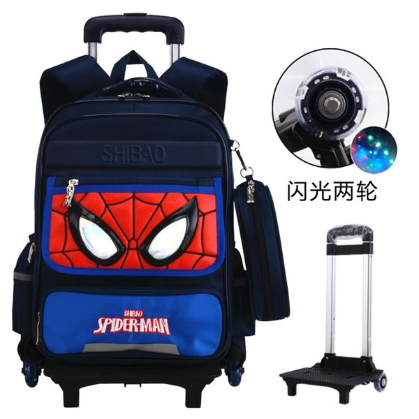 Dark Blue 8865 # Spider-man cassa di matita F