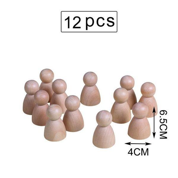 12 작은 남자 - 나무
