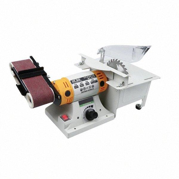 best selling Multifunctional Electric Sharpener Polisher Novice Small Grinding Machine Desktop Polisher Woodworking Metal Orbital TAbz#