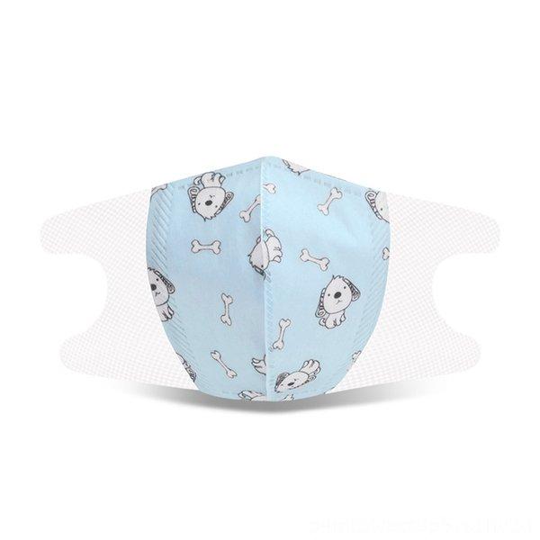 children's 3D Blue Puppy