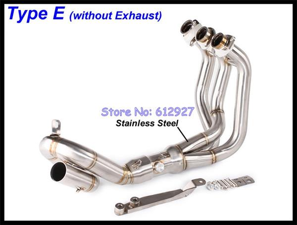 E (Without Exhaust)