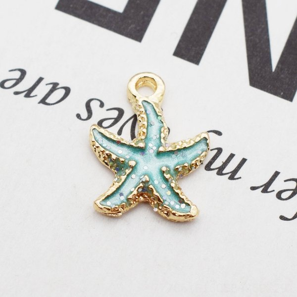 # 1174 Blue Starfish