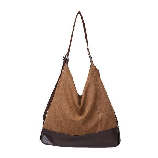braun Frauentasche