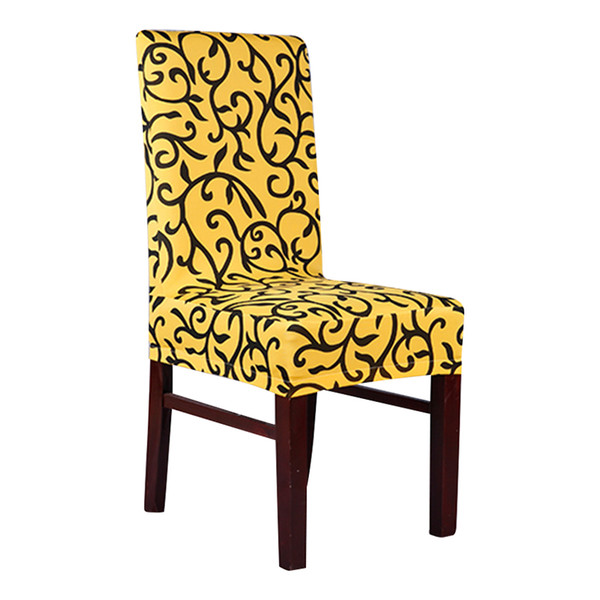 yellow and black back height 60cm