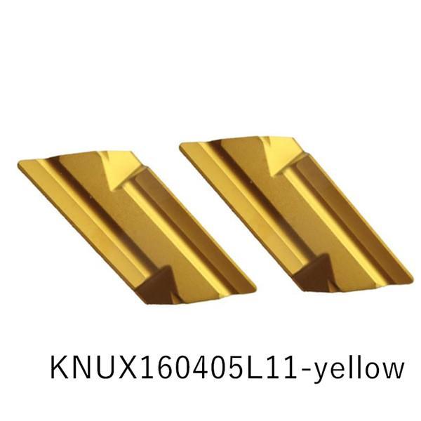 KNUX160405L11 giallo