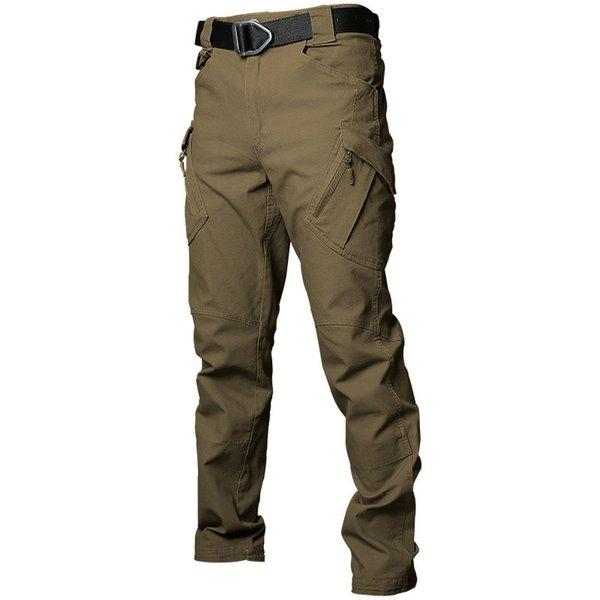 Pantalon seulement Brown