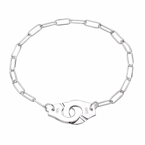 top popular Wholesale Price France Famous Brand Jewelry Dinh Van Bracelet For Women Fashion Jewelry High Quality 925 Sterling Silver Handcuff Bracelet 2021