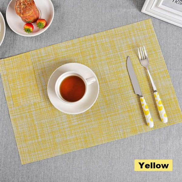 Sarı 45x30cm Dikdörtgen