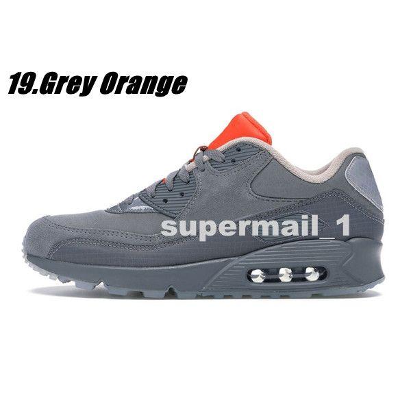 19.Grey orange 36-45