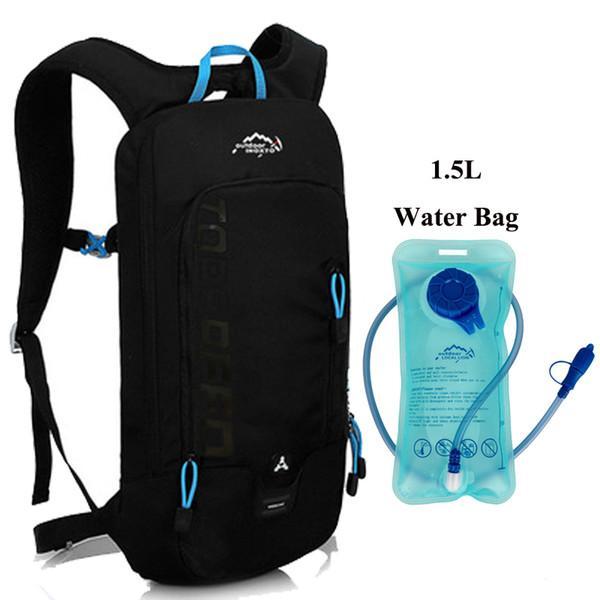 BK con bolsa de agua