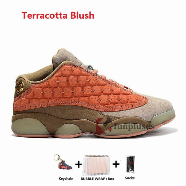 13s-Terracotta Blush