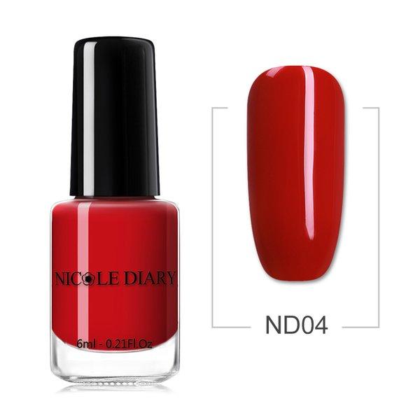 Kırmızı ND04