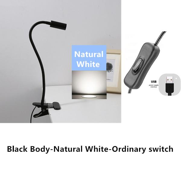 Black-Natural white