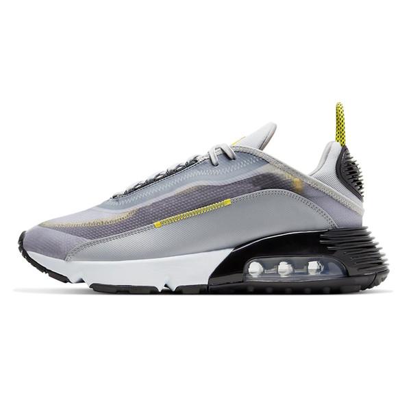 40-45 Grey Yellow