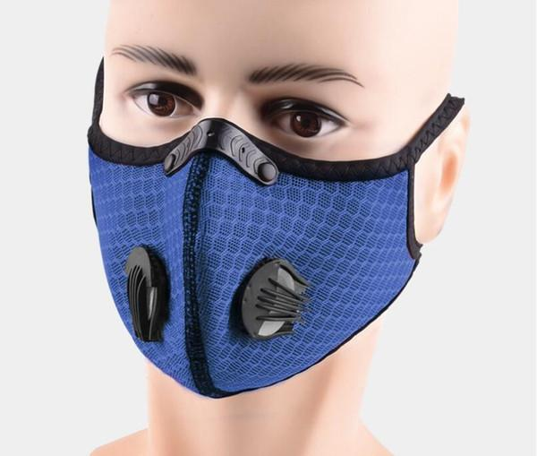 Ушной Тюль Face Cover Сине-FY9060