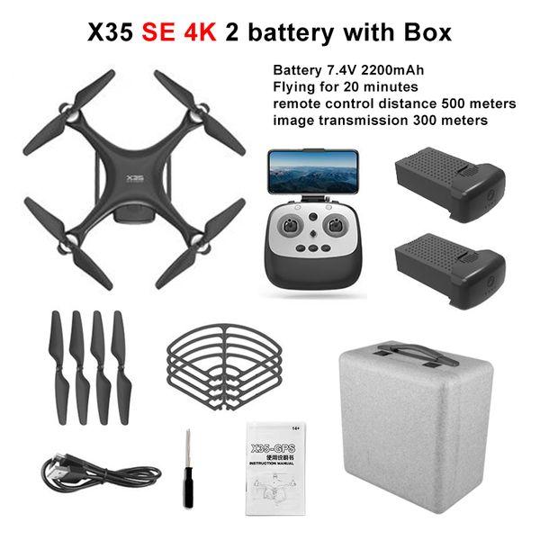 X35 SE 4K حالة 2B