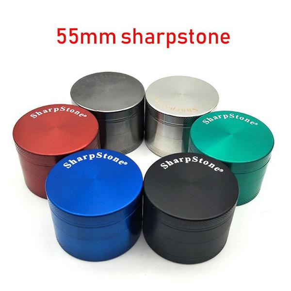 55 MM sharpstone lOGO