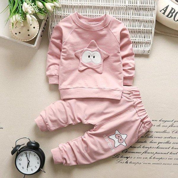 Pink Suit 80cm