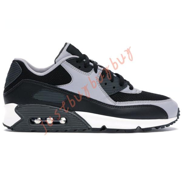 black wolf grey