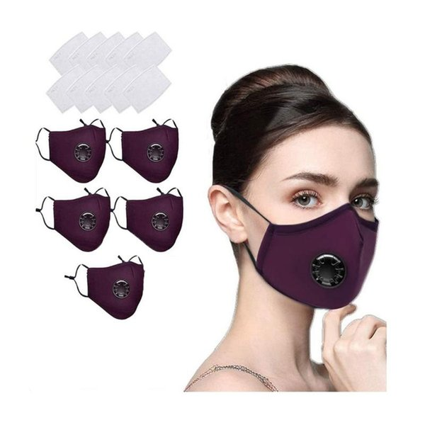 5mask 10filters-Китай