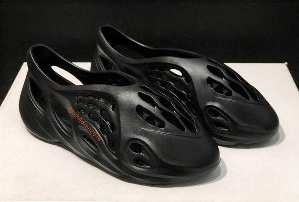 Noir Sandales