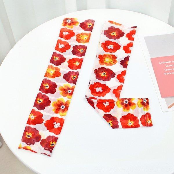 ST1913 # rouge et élégante fleur