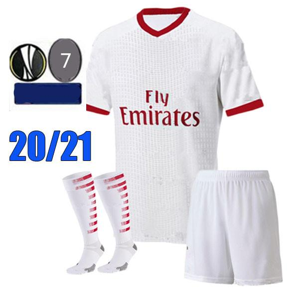 2020-21 kit loin + Patch
