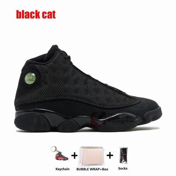 13s--black cat